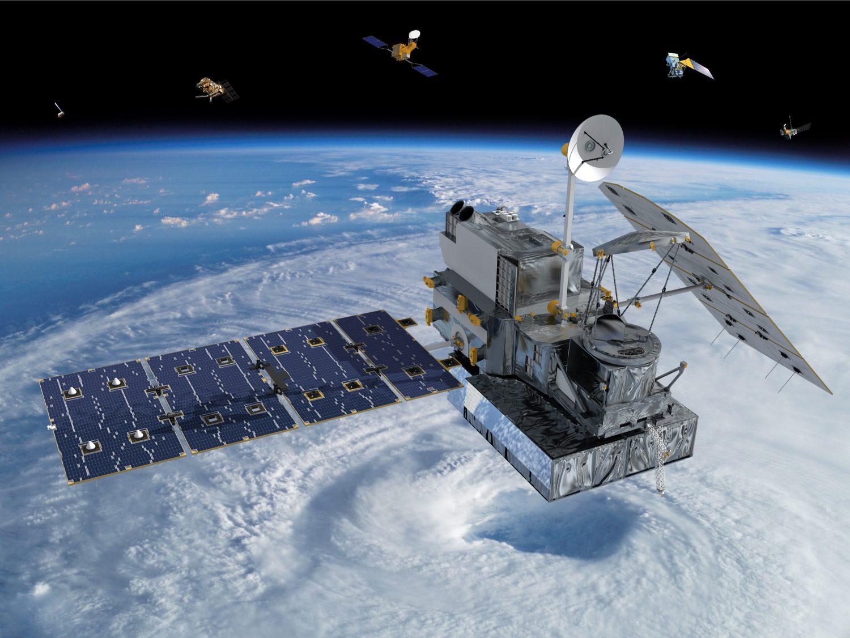 The GPM satellite studying raindrops
